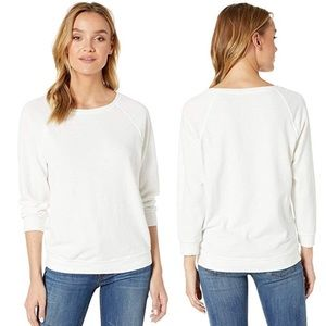 Michael Stars Meghan Lounge Boat Neck Pullover